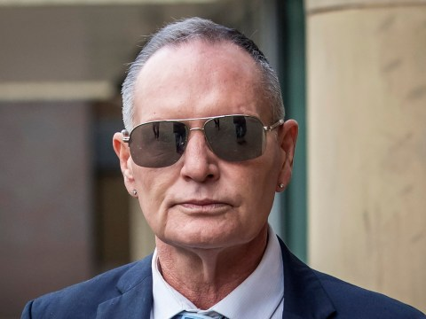 Paul Gascoigne suffered 'year of hell' before sex assault trial