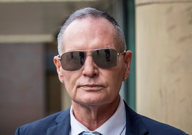 """File photo dated 15/10/19 of former football star Paul Gascoigne who has described his sex assault accusation and trial as a """"year of hell"""". PA Photo. Issue date: Saturday October 19, 2019. The 52-year-old was cleared of sexual assault, and of the lesser, alternative count of assault by beating on Thursday, after a four-day trial at Teesside Crown Court. He was accused of forcefully and sloppily kissing a stranger while he was drunk on a York to Durham train in August 2018. See PA story LEGAL Gascoigne. Photo credit should read: Danny Lawson/PA Wire"""