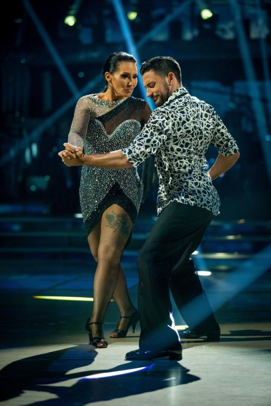 Strictly Come Dancing's Giovanni Pernice