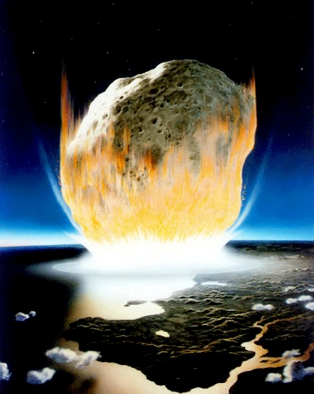 Asteroid which killed the dinosaurs acidified the oceans in horrific cataclysm