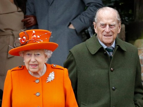 How long have the Queen and Prince Philip been married and what is the Duke doing in his retirement?