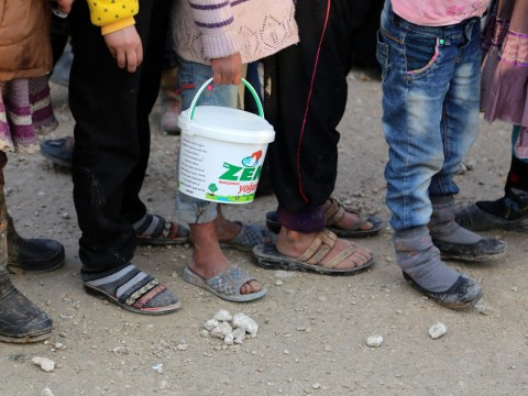 British children trapped in Syria 'could become terrorists if not brought home'