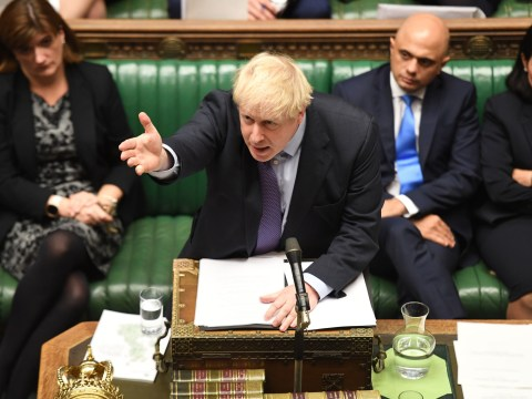 Boris Johnson's Brexit plan passes through Commons with majority of 30