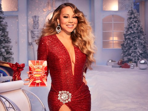 Mariah Carey confirmed for Walkers' Christmas ad and 2019 just keeps getting stranger