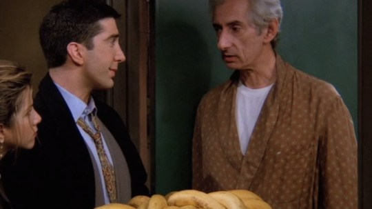 Friends star actually shouted at producers after they killed off Mr. Heckles: 'They took my house away!'