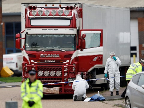 Fifth arrest over deaths of 39 migrants found in lorry