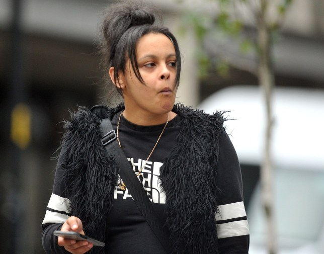 Manchester Crown Court Tania Curtis sentence for possession with intent to supply class A and Cocaine and heroin and ?1,000 was found in her flat