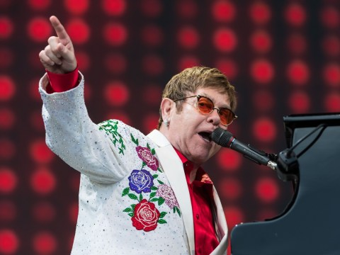 Elton John 'extremely unwell' as he apologises for cancelling show