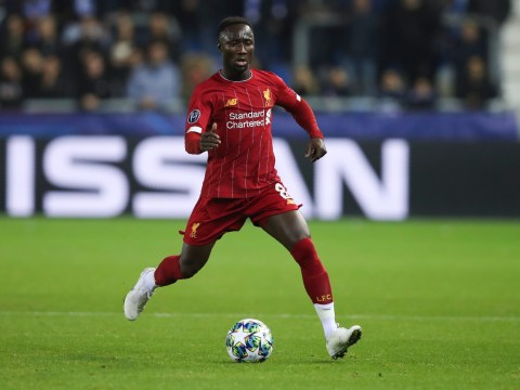 Jurgen Klopp explains why he subbed off Naby Keita in Liverpool win over Arsenal