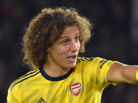 David Luiz urges Arsenal to stick to their philosophy ahead of Sunday's clash against Crystal Palace