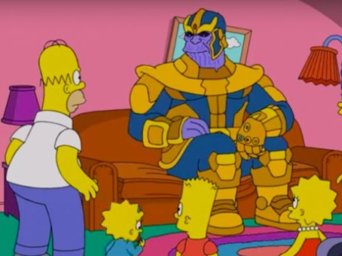 Kevin Feige and Russo Brothers to star in Avengers themed Simpsons episode