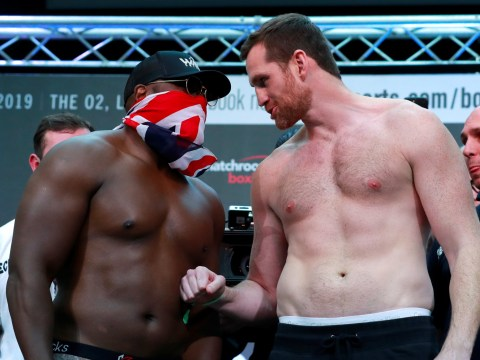 Tyson Fury makes Derek Chisora v David Price prediction and tells Daniel Dubois to vacate title
