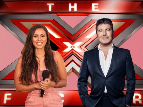 The X Factor: Celebrity hopeful Olivia Olson admits Simon Cowell 'slapped the confidence' back into her