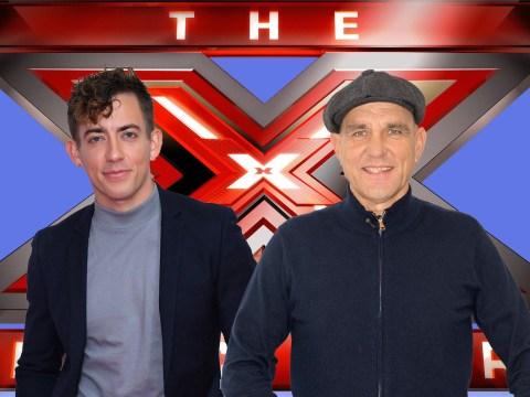 Glee star Kevin McHale teases 'national treasure' Vinnie Jones' X Factor: Celebrity performance