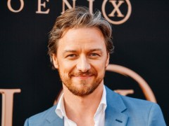 James McAvoy donates £10k to youth theatre because he's a legend