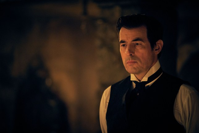 For use in UK, Ireland or Benelux countries only Undated BBC handout photo of Danish actor Claes Bang as Dracula, as the BBC has released new images for the new adaptation of Bram Stoker?s Dracula. PRESS ASSOCIATION Photo. Issue date: Sunday October 27, 2019. The three-part series, a co-production between BBC One and Netflix, is from Sherlock creators Steven Moffat and Mark Gatiss. See PA story SHOWBIZ Dracula. Photo credit should read: Robert Viglasky/BBC/PA Wire NOTE TO EDITORS: Not for use more than 21 days after issue. You may use this picture without charge only for the purpose of publicising or reporting on current BBC programming, personnel or other BBC output or activity within 21 days of issue. Any use after that time MUST be cleared through BBC Picture Publicity. Please credit the image to the BBC and any named photographer or independent programme maker, as described in the caption.
