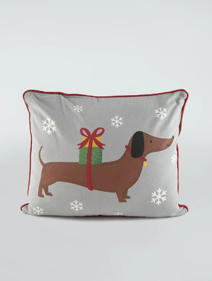 Asda launches sausage dog collection for Christmas Picture: ASDA