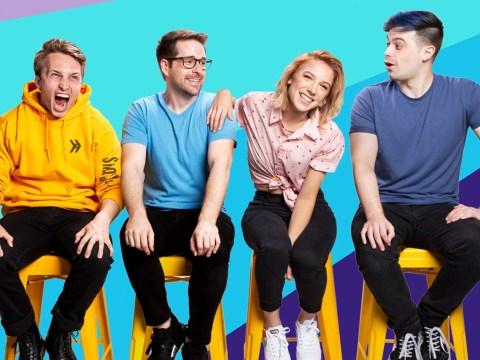 YouTube sketch comedy group Smosh announces first ever live US tour