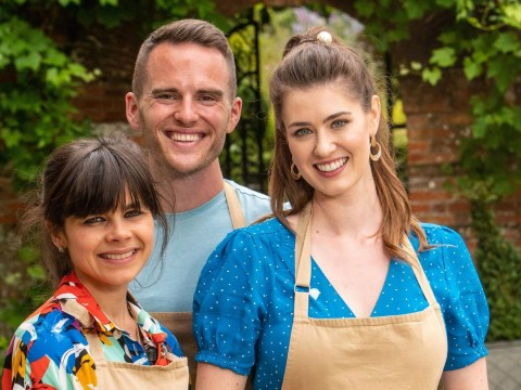 Bake Off finalists: How old are Steph, Alice and David?