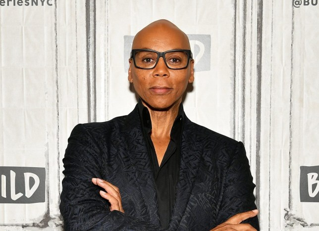 """NEW YORK, NY - JUNE 06: (EXCLUSIVE COVERAGE) TV personality RuPaul visits Build Series to discuss his new daytime talk show on FOX """"RuPaul"""" at Build Studio on June 6, 2019 in New York City. (Photo by Slaven Vlasic/Getty Images)"""