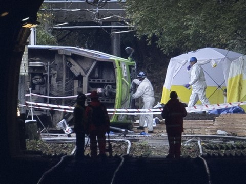 Croydon tram driver won't face charges over crash that killed seven people