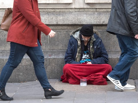 Number of rough sleepers hits record high