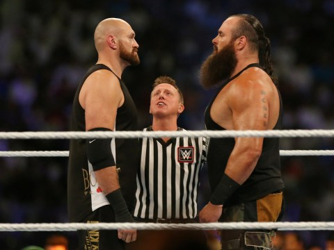 Braun Strowman challenges Tyson Fury to WWE rematch after Deontay Wilder fight