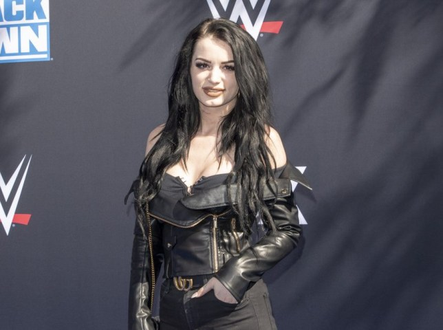 WWE Paige (Picture: WWE)