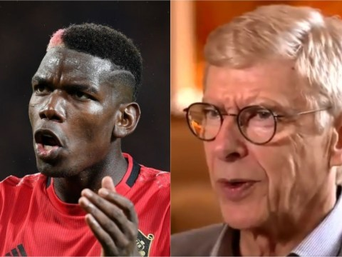Arsene Wenger highlights two problems with Paul Pogba at Manchester United