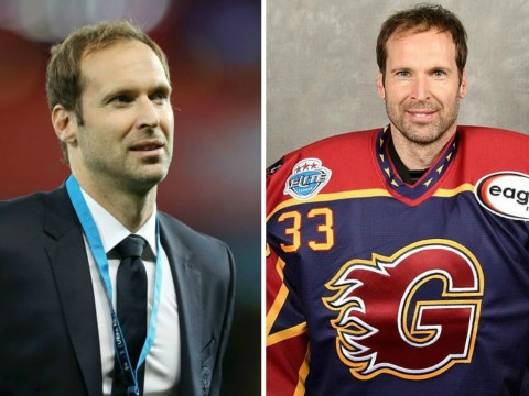 Petr Cech signs for Guildford Phoenix hockey team and will play 'when his Chelsea schedule allows'