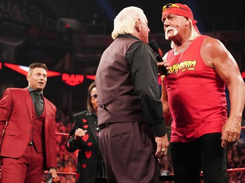 WWE's Hulk Hogan and Ric Flair are 'smart' not to wrestle again, insists NXT star Matt Riddle