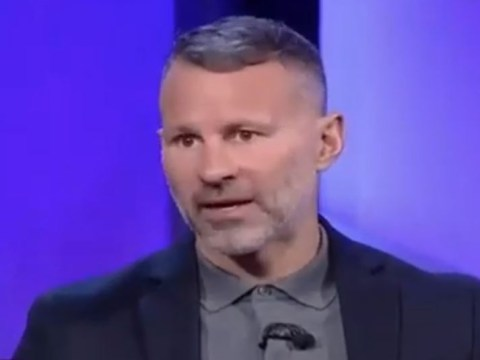Ryan Giggs blames Marcos Rojo for Liverpool's equaliser against Manchester United