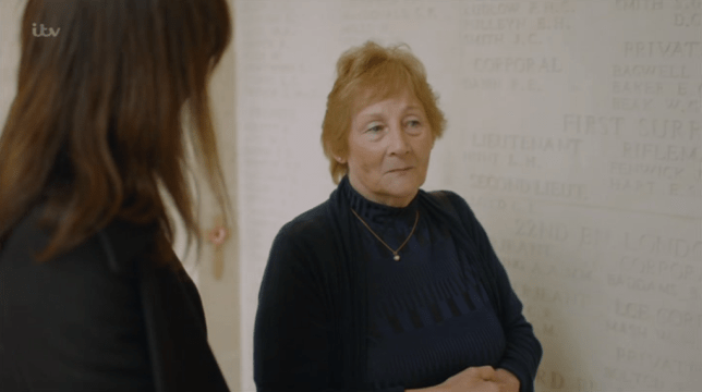Fans praise Long Lost Family for heartbreaking episode on World War One's unknown soldiers