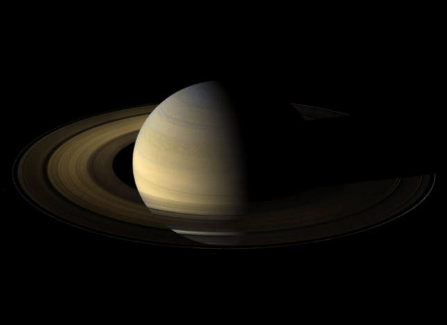 Saturn dethrones Jupiter to become 'moon king' of the solar system