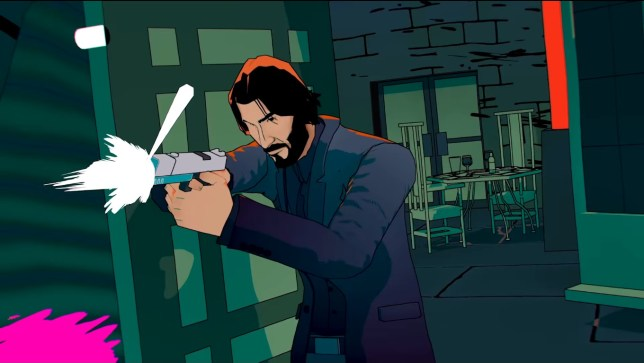 John Wick Hex screenshot