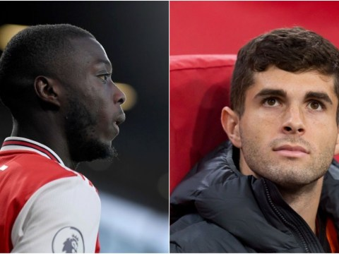 Jamie Redknapp sends message to Arsenal and Chelsea fans over Nicolas Pepe and Christian Pulisic