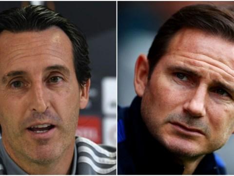 Emile Heskey rates Arsenal and Chelsea's Premier League top four chances