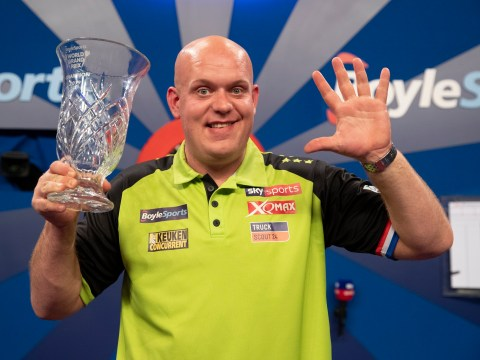 Michael van Gerwen targets Champions League after World Grand Prix triumph