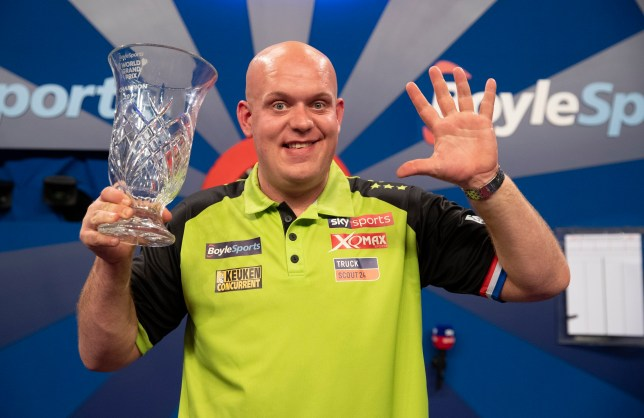 2020 World Grand Prix Darts draw, schedule, TV channel, prize ...