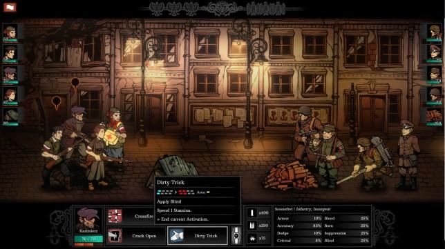 Warsaw game screenshot