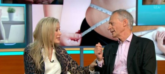 Angie Best on GMB