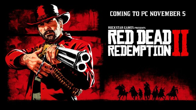 Red Dead Redemption 2 - finally coming to PC