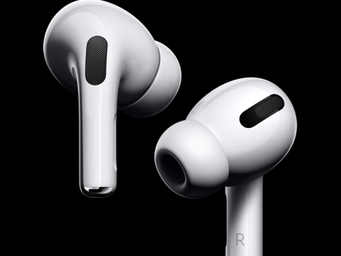 Apple announces Airpods Pro and people think they look really weird