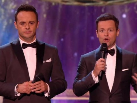 Ant and Dec pause Britain's Got Talent: The Champions to launch mental health campaign