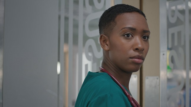 Archie in Casualty