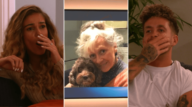 Beth and Jack react to having to catfish as 'Joyce'