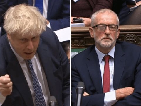 Boris Johnson and Jeremy Corbyn meet to discuss Brexit stalemate