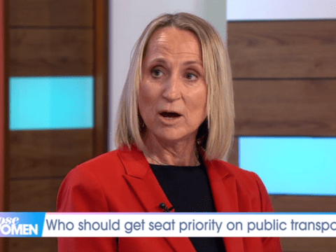 Carol McGiffin sparks outrage as she refuses to give up seat for pregnant women: 'You're not sick'