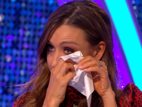 Strictly Come Dancing's Catherine Tyldesley and Johannes Radebe break down in tears in emotional It Takes Two interview