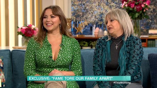 Charlotte Church on This Morning